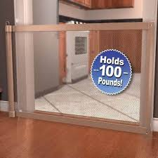 Dog Pet Fences Portable Folding Safe Guard Indoor And Outdoor Protec Slowmoose
