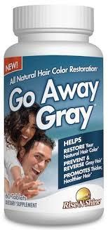 naturally remove gray hairs