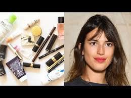 jeanne damas makeup bag chic french