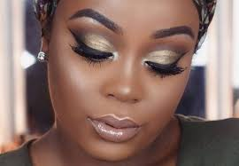 bridal makeup for darker skin