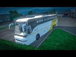 volvo b11r ets2 s r s travels bus