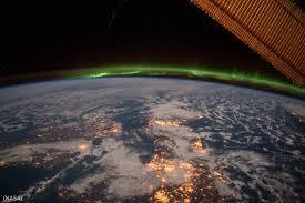 Earth at Night » : des photos captivantes de la NASA   ShareAmerica
