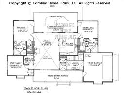 small country ranch style house plan sg