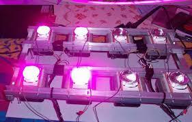 high power 100w diy led grow light kit