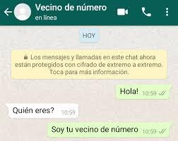 así es el nuevo reto viral de whatsapp
