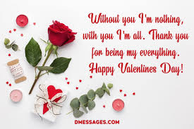 happy valentine day wishes and messages