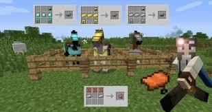 craftable horse armour saddle mod 1 8