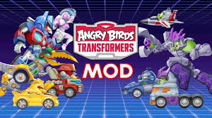 Angry Birds Transformers 1.40.0 Mod APK – Unlimited Coins
