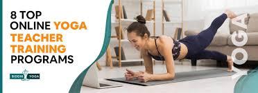 8 top yoga teacher