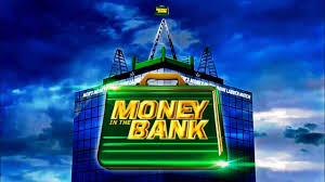 WWE MONEY IN THE BANK 2020    Official Match Card. - YouTube