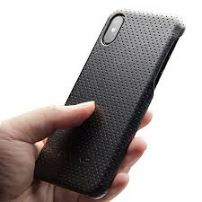 case slim phone per genuine leather