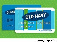old navy credit card and old navy visa