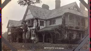 Chronology of Bryn Estyn Hall Wrexham – Wrexham History