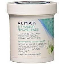 waterproof eye makeup remover pads