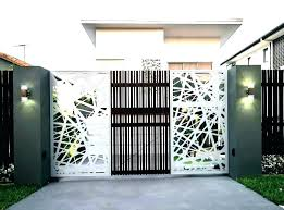 wrought iron garden gate designs
