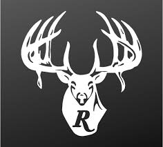 Remington Country Vinyl Decal Car Truck Window Buck Logo Hunting Stick Kandy Vinyl Shop