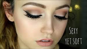 soft y simple makeup tutorial