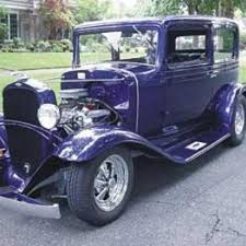 People and Their Wheels: Larry and Myrna Clark's 1932 Chevrolet ...