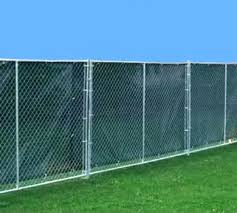 Privacy Windscreen For Chain Link Fence Rental Odyssey Fence Rental