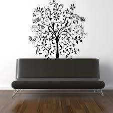 Nature Tree Wall Decals Trading Phrases
