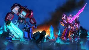 megatron optimus prime transformers 4k