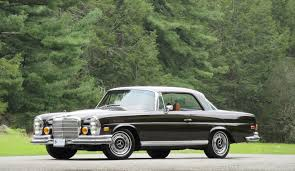 1971 mercedes benz 280se 3 5 coupe by