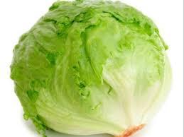 iceberg lettuce for wraps nutrition