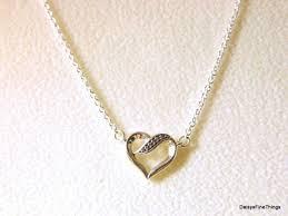 dreams of love heart pendant necklace