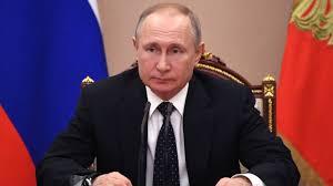 Обращение Владимира Путина к россиянам в связи с коронавирусом ...