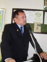 Empresário Ex- vereador Cezar Costa presidente do diretorio ...