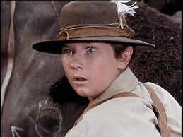 Kevin Corcoran as Arliss Coates in Savage Sam - Old Yeller Photo ...