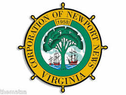 Newport News Virginia City Seal Toolbox Car Bumper 4 Sticker Decal Ebay