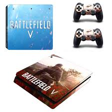 Battlefield 5 Ps4 Slim Skin Sticker Consoleskins Co