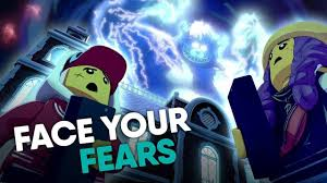 LEGO Hidden Side: Face Your Fears | Lego marvel super heroes, Lego ...