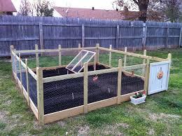 Chicken Wire Fence Around Garden Garden Design Ideas