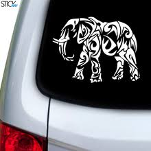Fox Tribal Decal For Car Window Stickany