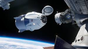 """Resultado de imagen de A 11,16 Km/s camino de la Estación Espacial Internacional"""""""