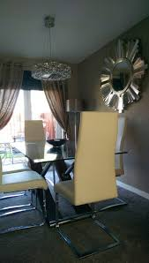 plasterboard wall and heavy mirror