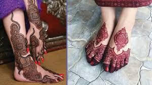 foot mehndi design download