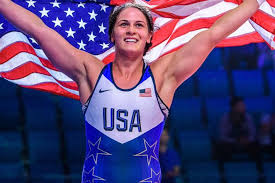 Stanford vs Columbia in Wrestling dual, 5 time world champ Adeline Gray to  attend the event