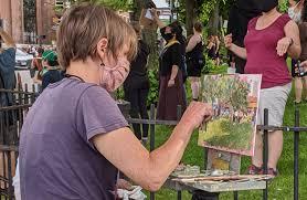 Hundreds turn out for boisterous vigil in Roslindale | Universal Hub