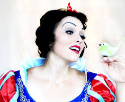 snow white make up tutorial if you