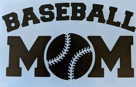 Baseball Mom Car Wall Decal Sticker Sports For Sale Online