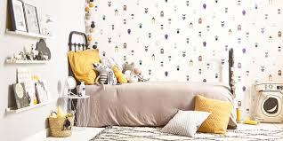 Forget 90s Style Wallpaper Here S The Right Way To Decorate Kids Walls Nonagon Style