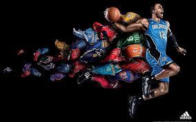 hd wallpaper basketball player dunk