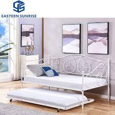 china metal day bed single stylish
