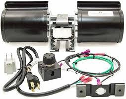 gfk 160 fireplace blower kit for heat