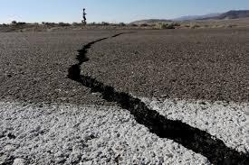 California earthquake: Aftershocks in ...