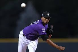German Marquez, With New Rockies Extension, Is Happily Looking At ...