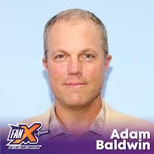 Adam Baldwin | FanX® Salt Lake Comic Convention™